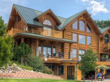 Image of 華盛頓,奇蘭湖葡萄園,酒廠和木頭屋現公開出售