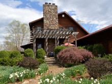 Image of An Extraordinary 40 acre Vineyard Estate Located in the Foothills of the Blue Ridge Mountains.