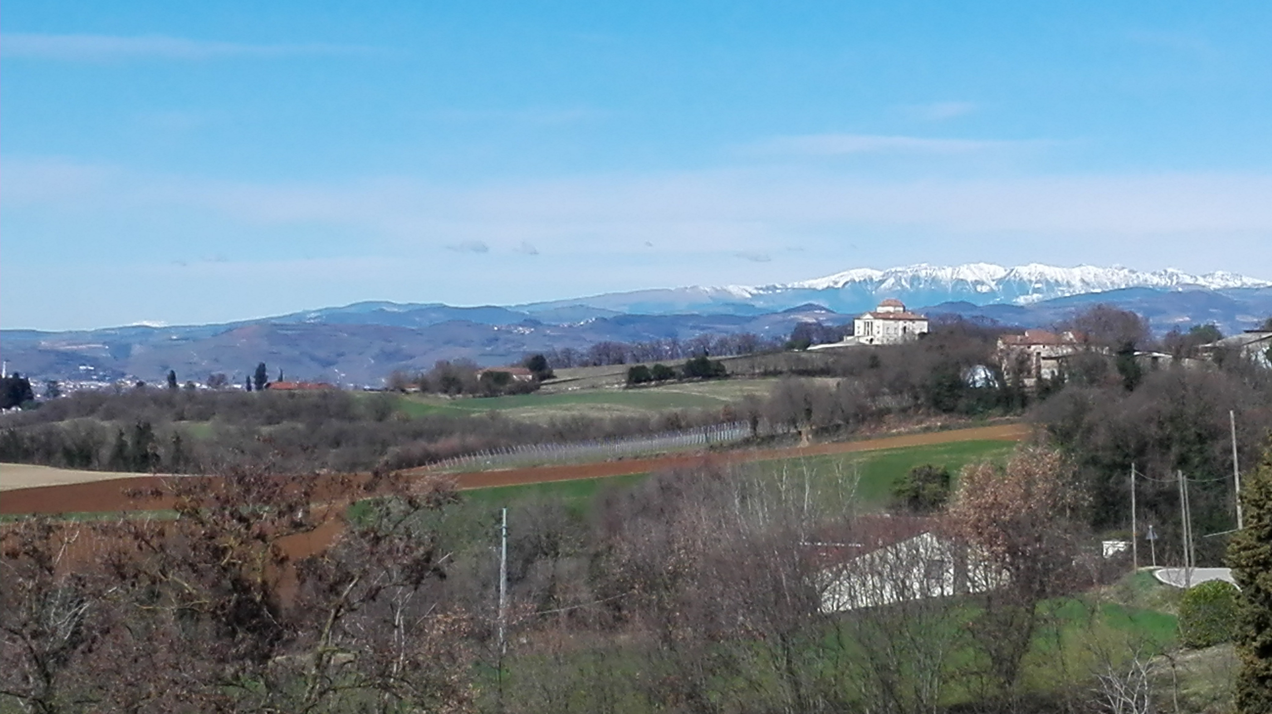 Image of Hilltop Vineyard Winery in the Veneto